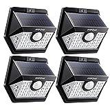 Outdoor Security Solar Light, Mpow 24 LED Solar Powered Light, Wireless...