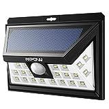 Mpow Basics Luz Solar 30LED, 3 Modos de Iluminación (Piezas 5)