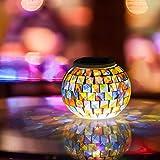Lámpara solar cambiante del color GRDE
