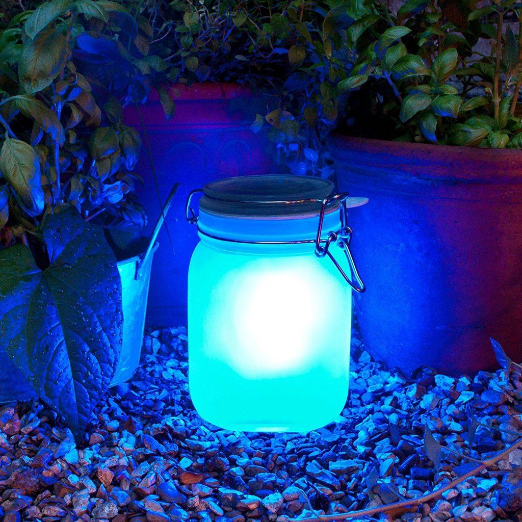 ▷ Aprende a hacer lamparas solares decorativas para tu jardín o terraza