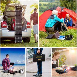 Comprar cargador solar portatil
