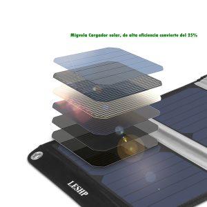 cargador solar movil barato y cargador solar de bateria
